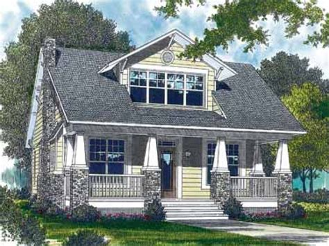 Craftsman Style Bungalow House Plans Craftsman Style Porch