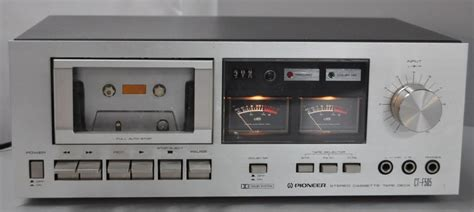 Cassette Deck  Becoming An Treasure And Vintage Now