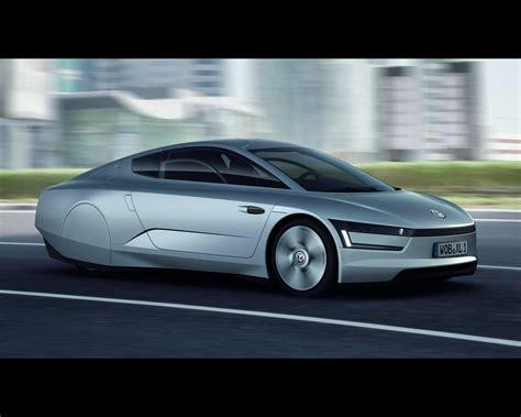 Volkswagen Xl1 Plug In Hybrid Prototype 2018