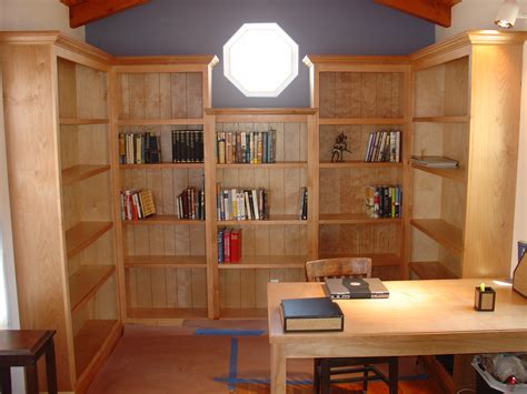 Custom Bookcase Design In Los Angeles