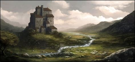 scotland inspired landscapes frederic edwin art