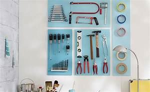 Werkzeugwand Selber Bauen : werkzeugaufbewahrung selber bauen ordnung aufbewahrung werkzeugwand und basteln ~ Watch28wear.com Haus und Dekorationen