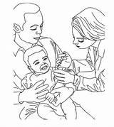 Doctor Coloring Colorear Doktor Arzt Colouring Medecin Ausmalbilder Generaliste Pediatra Medico Ausmalen Zum Enfermera Dibujos Coloriage Printable Sheets Atividades Julho sketch template
