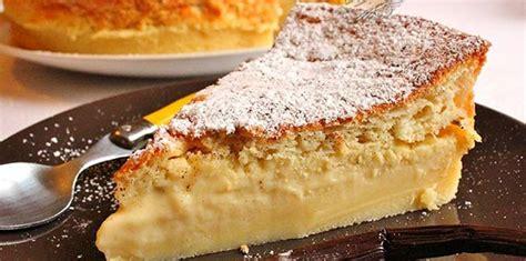 recette de dessert facile et pas cher g 226 teau magique 224 la vanille facile et pas cher recette sur cuisine actuelle