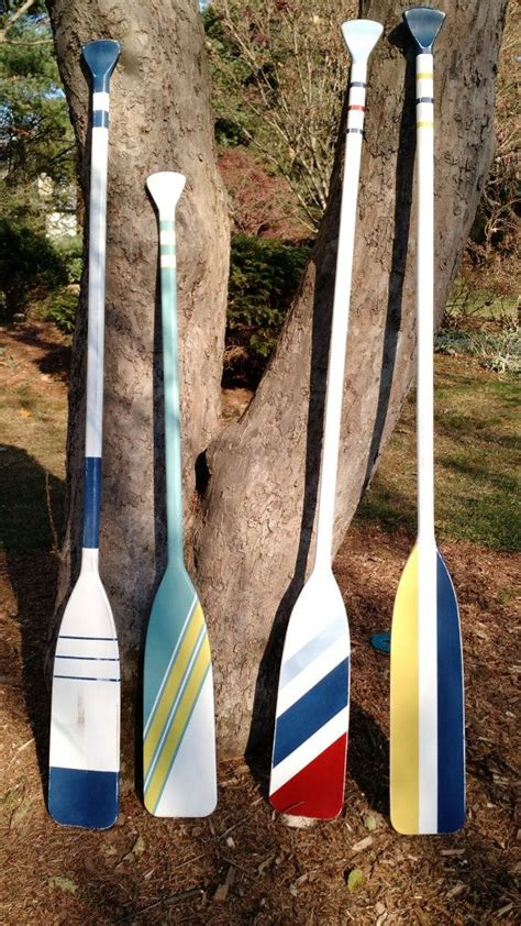 painted oars and paddles 1000 ideas about painted oars on canoe