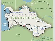 Turkmenistan population, area, capital, cities