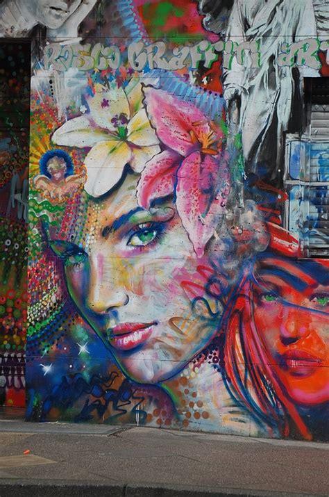 graffitis de mujeres arte  graffiti