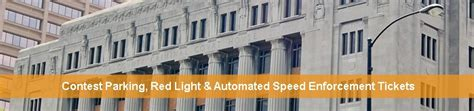 Pay Light Ticket by City Of Chicago
