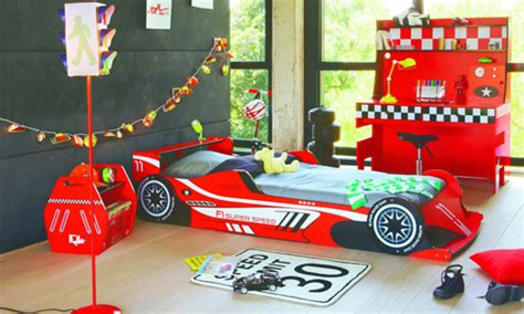 chambre cars image gallery decoration formule 1