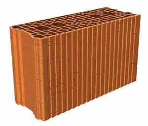Brique De Verre Brico Depot : brique porotherm l 50 x l 20 x ep 30 cm brico d p t ~ Dailycaller-alerts.com Idées de Décoration