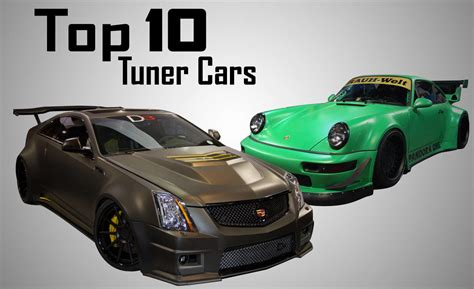 Top Tuner Cars by 10 Best Tuner Cars Top 10 Tuner Cars From 2011 Sema Show