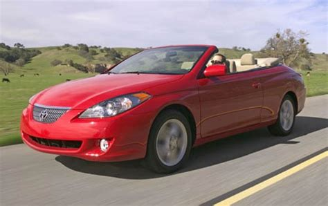 electric power steering 2004 toyota solara transmission control used 2004 toyota camry solara for sale pricing features edmunds