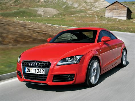 Audi Tt Coupe Picture by Audi Tt Coupe S Line 2007 Picture 1 Of 29