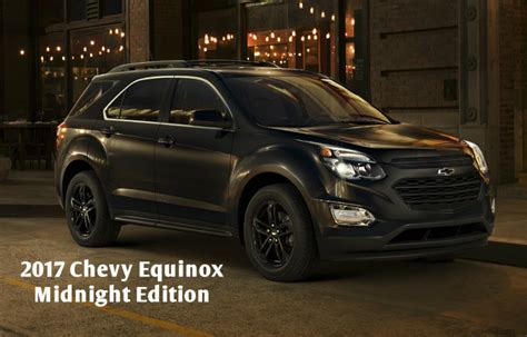 chevy equinox midnight edition 2017 chevy tahoe midnight edition release date