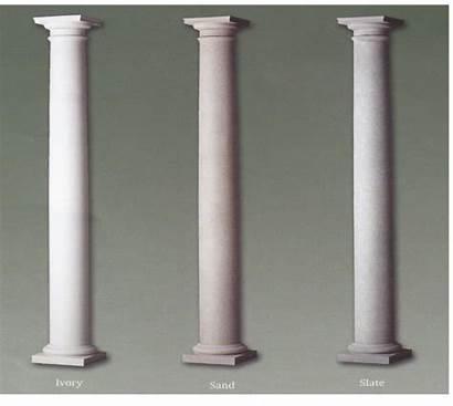 Columns Pillars Colonial Fiberglass Durastone Wood Fibreglass