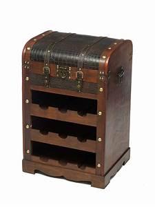 Weinregal Holz Antik : weinregal flaschenregal wein antik stil holz weintruhe weinschrank holz koffer ebay ~ Indierocktalk.com Haus und Dekorationen
