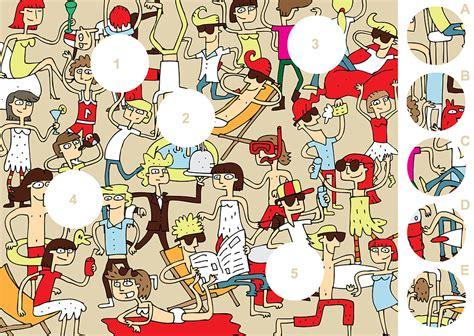 Party - A Visual Matching Puzzle - Pitara Kids Network