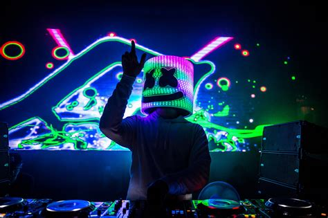 Marshmello Dj Hd, Hd Music, 4k Wallpapers, Images