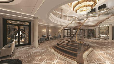 Interior Pictures by Regent Unveils Interior Details Of Seven Seas Splendor