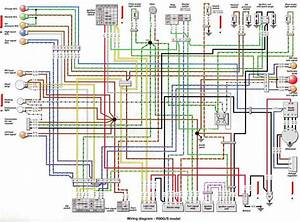 Electrical Wiring Diagram Of Bmw R80g  S