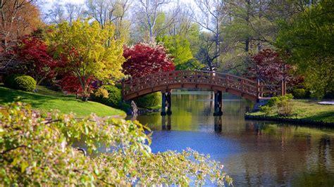 botanical garden st louis missouri botanical gardens and arboretum in st louis