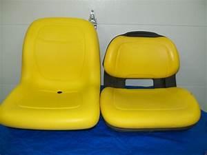 Seat Replaces John Deere Am136044  Jd X300  X300r  X310