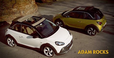Opel Adam Rocks Fist Video Mixes The Chunky And The Funky