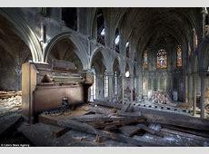 Abandoned America Photographer captures haunting images