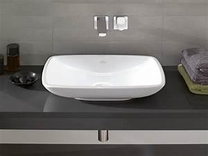 Loop And Friends : countertop ceramic washbasin loop friends collection by villeroy boch ~ Eleganceandgraceweddings.com Haus und Dekorationen
