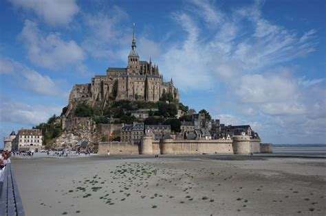 mont st michel from tips for visiting everywhere