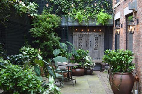 nyc garden design greenwich village backyard garden nyc jeffrey erb landscape design