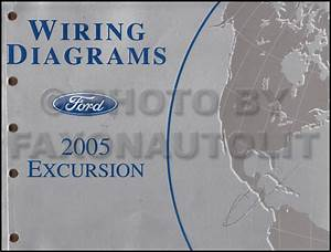 2000 Ford Excursion Wiring Diagrams