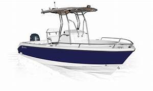 208CC Center Console Fishing Boat EdgeWater Boats