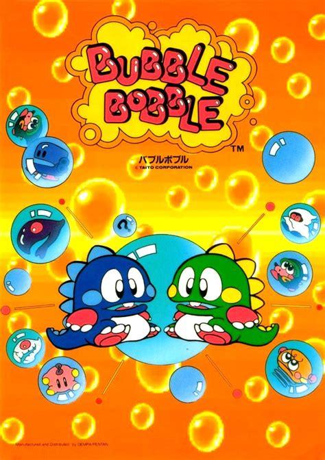 bubble bobble details launchbox games