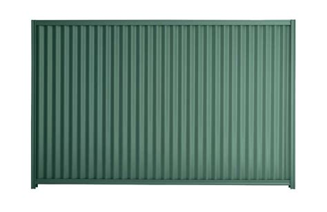 horizontal wood fences corrugated panel stratco