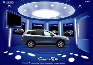 Hyundai Santa Fe  Cm  Service Training Cd