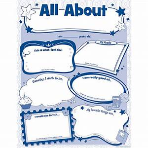 All About Me Posters - The Knowledge Tree
