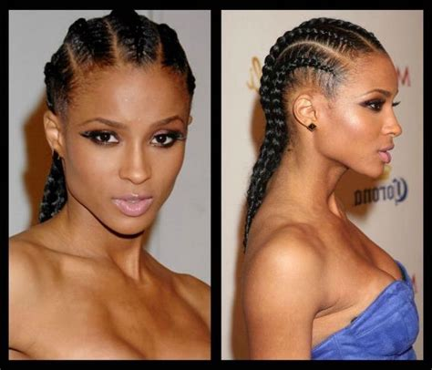 Ciara Braided Hairstyles by 1001 Ideas For Beautiful Braids For Summer 2019