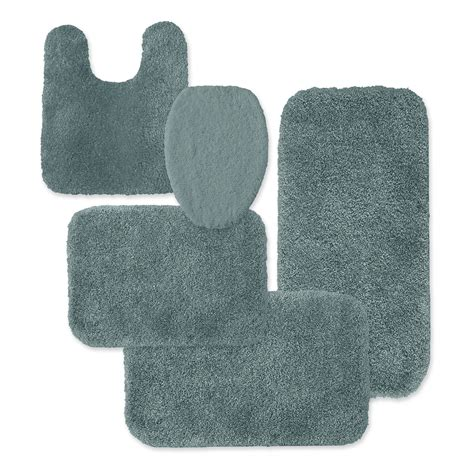 Sears Colormate Bath Rugs by Colormate Textured Bath Rug Universal Lid Or