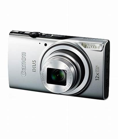 Canon Digital Ixus Camera Mp Silver Zoom