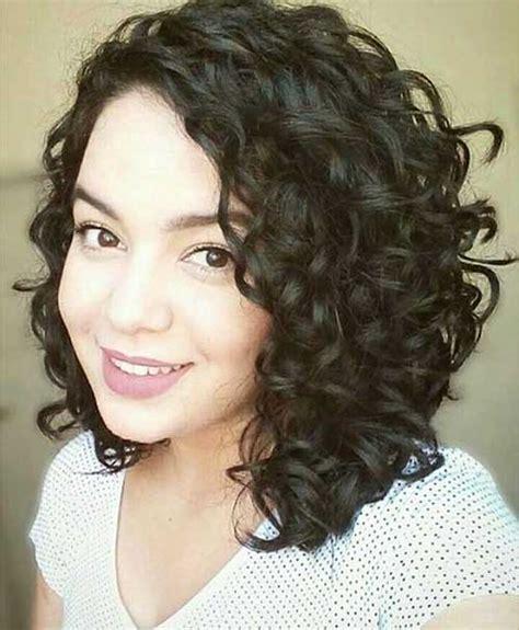 alluring short curly hair ideas  summertime short