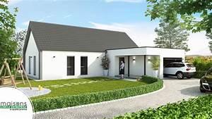 Type De Sol Maison : maison contemporaine atrium architecte ~ Melissatoandfro.com Idées de Décoration