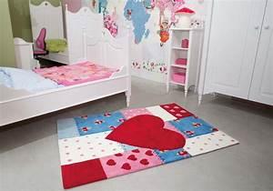 tapis chambre fille pas cher With tapis pour chambre de fille