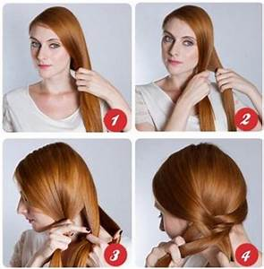 Coiffure Simple Femme : coupe de cheveux femme long simple ~ Melissatoandfro.com Idées de Décoration