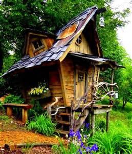 Whimsical Fairy Garden Houses