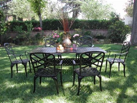 patio sets clearance cbm outdoor cast aluminum patio