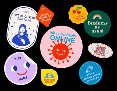 Covid Wix Badge Open Business Updates Badges