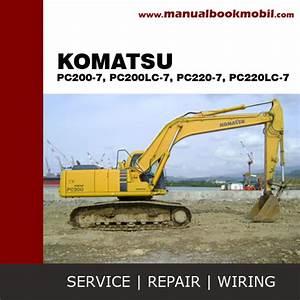 Wiring Komatsu Pc200 Electrical Diagram