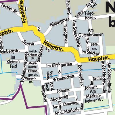 karte von niederkirchen bei deidesheim stadtplandienst