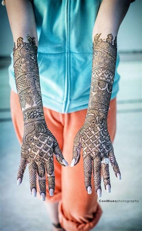 25 Best Ideas About Arabic Bridal Mehndi Designs On